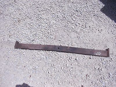 Farmall Ih Bn Tractor Main Swing Drawbar Draw Bar Hitch Front Tongue Brace