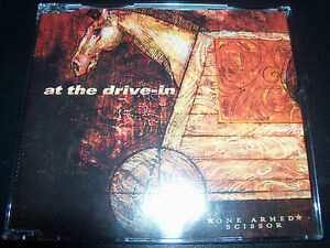 At-The-Drive-In-One-Armed-Scissor-Rare-Australian-CD-Single