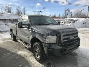 2006 F250 Diesel 4x4 8ft bed ALOT OF NEW PARTS