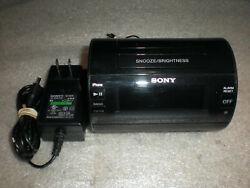 Sony ICF-C11iP Personal Audio Dream Machine Lightning iPhone Radio Alarm Clock