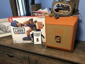 Labo robot for Nintendo switch