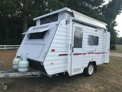 2006 Windsor Rapid Poptop Caravan Kendall Port Macquarie City Preview