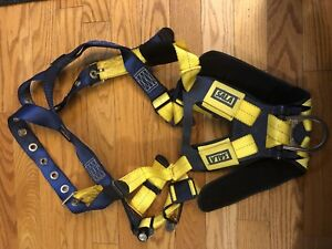 Climbing harness; fall protection; belt harness