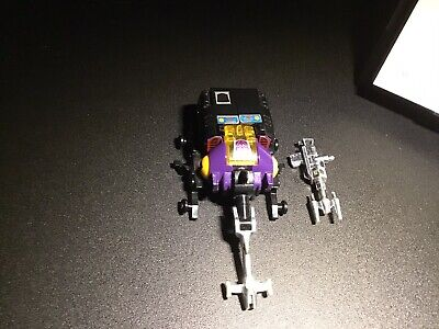 Bombshell Insecticons Transformers G1 Takara 1983 Complete