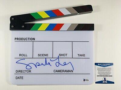 SPIKE LEE SIGNED DIRECTORS CLAPBOARD W/ EXACT PROOF BECKETT BAS COA #G59599