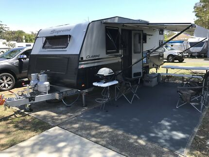 Family bunk van for hire in Port Stephens/Nelson Bay (NSW) Corlette Port Stephens Area Preview