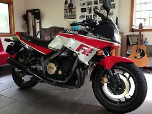 1985 Yamaha FZ 750n Mount Glorious Brisbane North West Preview