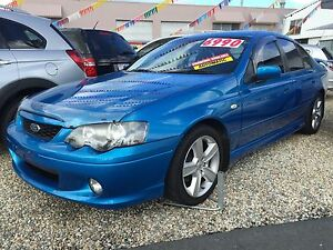 2003 Ford Falcon XR6 LONG REGO RWC IMMACULATE CONDITION Carrara Gold Coast City Preview