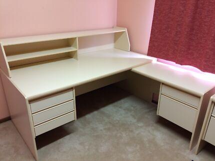 Large Sturdy Desk x2