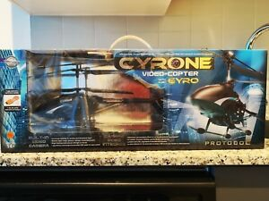Protocol's Cyrone with Gryo Remote Controlled Helicopter