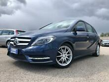 MERCEDES Classe B B 220 CDI BlueEFFICIENCY Premium