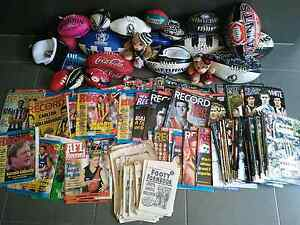 AFL Magazines, Football's, Records, Formbooks BULK LOT South Morang Whittlesea Area Preview
