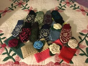 Pre craft fare knitting for sale