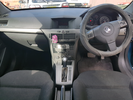 2005 Holden Astra auto long rego