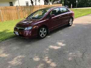 2008 Honda Civic $3000 FOR SALE GREAT CONDITION