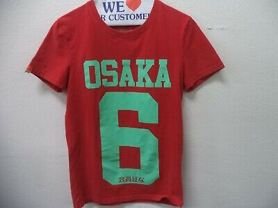 Superdry OSAKA 6 Men's T-Shirt size S