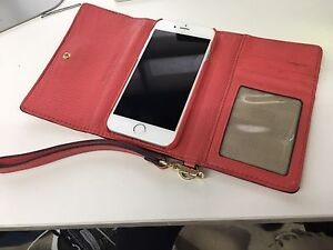 Michael Kors iPhone 6 case and wallet