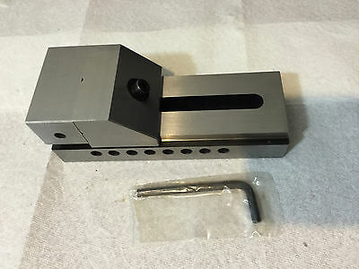 3 Precision Grinding Toolmaker Screwless Vise