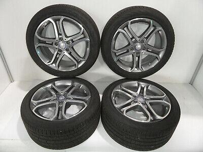Mercedes CLS W218 X218 Alufelgen Felgen Felgensatz Radsatz M+S Reifen 8,5 9,5 18