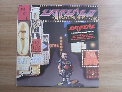Extreme – Extreme II Korea Vinyl LP