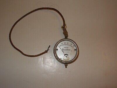 Vintage Yankee Auto Voltage Tester - Working Condition Unknown