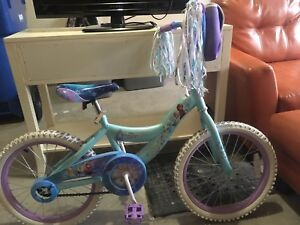 Two Bicycles. Both are for 4-7 years of age