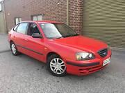 2003 Hyundai Elantra HVT Auto Aircon P/steer 193xxxkms $3999 Ingle Farm Salisbury Area Preview