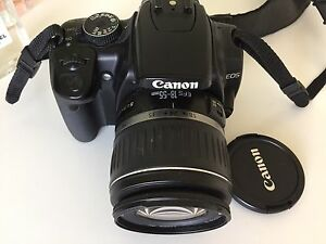 Canon EOS 400 D with original EFS 18-55 mm canon lens Manly Manly Area Preview