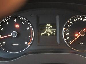 Jetta Volkswagen 2.5l manual 2011