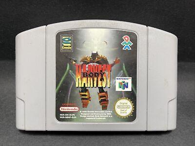 N64 Nintendo 64 Game - Body Harvest - PAL