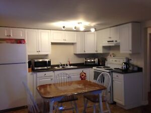 MUN. 3 Bedroom Apartment. Washer and Dryer plus Parking