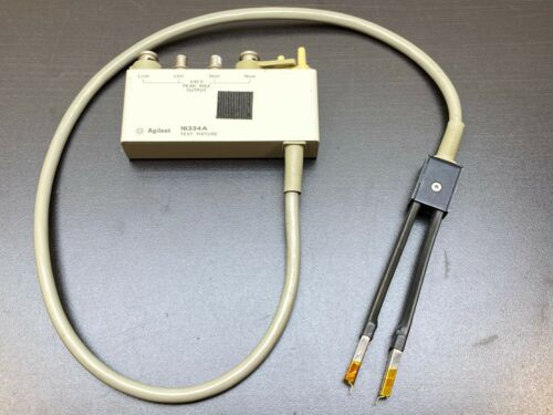 Agilent 16334A Test Fixture for LCR Meter