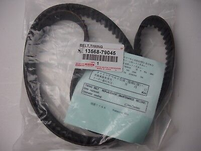 Toyota OEM 3S GTE Timing Belt 13568 79045 MR2 Celica All Trac 178MY25