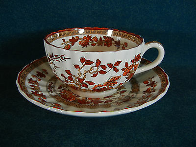 Spode Indian India Tree New Mark Tea Cup and Saucer Set(s)