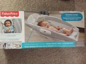 Fisher Price Rock and play BRAND NEW UNOPENED