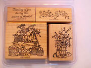 Stampin Up Thanksgiving Stamp Set