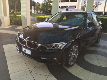 BMW 328i Year 2015 10,000km