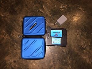 Nintendo 2DS  with Mario Cart 7 & Case