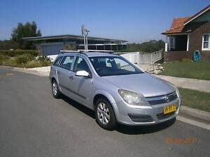 2006 Holden Astra Wagon Woolloomooloo Inner Sydney Preview