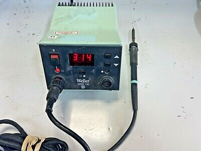 Digital Soldering Station Weller Wsd 130 With Dual Output For Iron