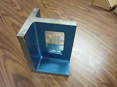 Universal Right Angle Plate 4-12x5x8 Smi-steel Castings Accurate Ground-new