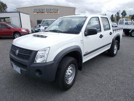 2007 Holden Rodeo Ute (3797) Warrenheip Ballarat City Preview