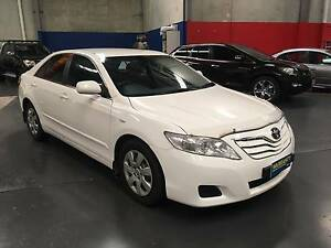 2009 Toyota Camry ALTISE VVTI  UPDATE  Sedan Arundel Gold Coast City Preview