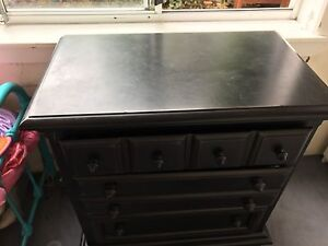 Chest of drawers/ change table Clovelly Eastern Suburbs Preview
