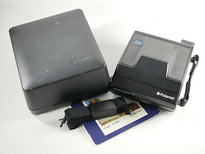 Polaroid Spectra System SE camera, nice! - pd for sale  Shipping to India