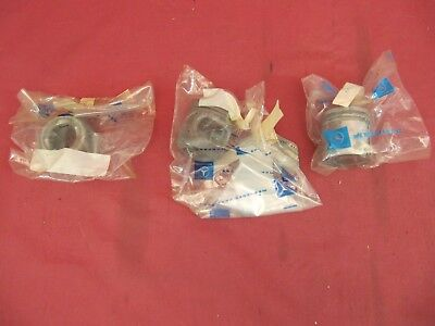 NOS Mercedes-Benz Vintage OM636 Diesel Engine Cam Bearings 1950s 170D 180D