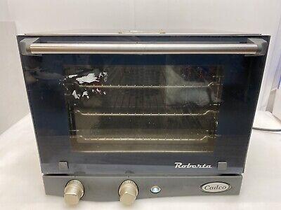 Cadco Roberta Convection Oven Unox Xaf003