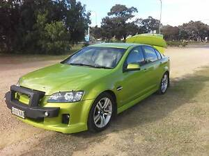6 Litre SS 2008 Holden Commodore Sedan Salisbury Downs Salisbury Area Preview