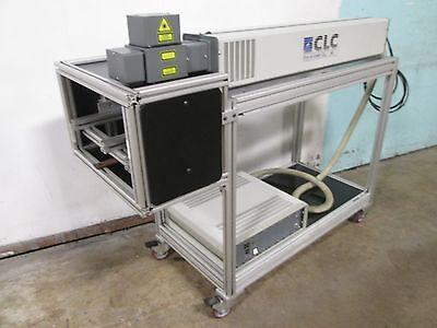Clc-control Laser Corp Scc 25 H.d. Industrial Laser Engraver Control Machine