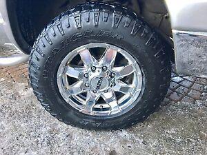 Ensembles de pneus et mags Ram 2500